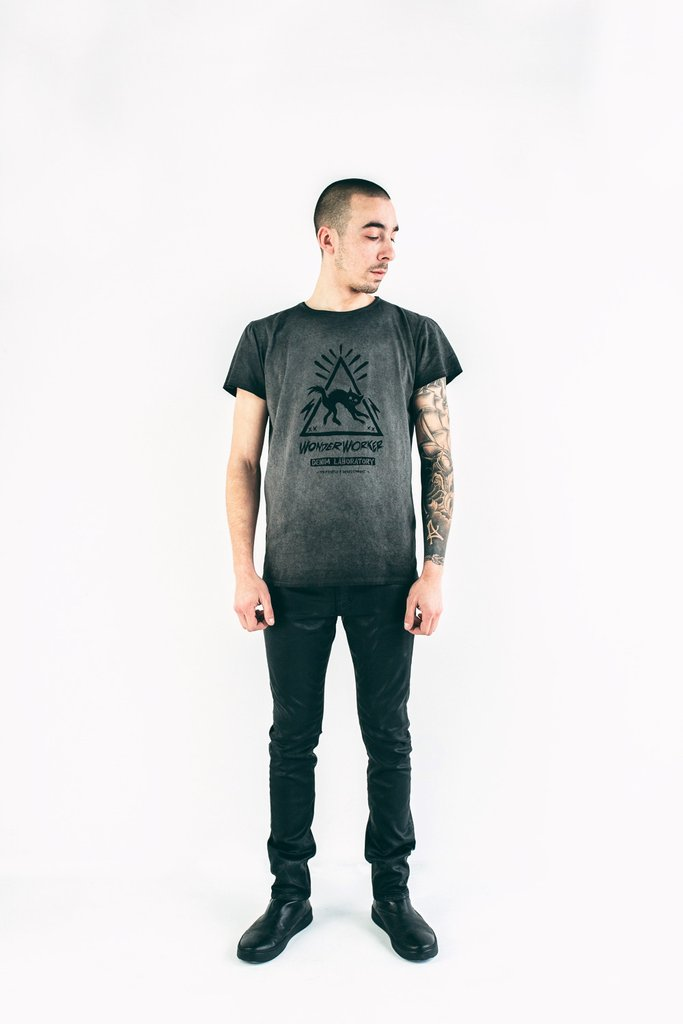 WonderWorker Infernal Ashes Fog Grey T-Shirt