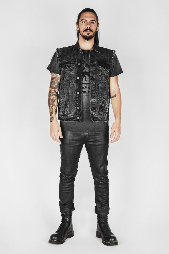 WonderWorker Metalhead Vest N2
