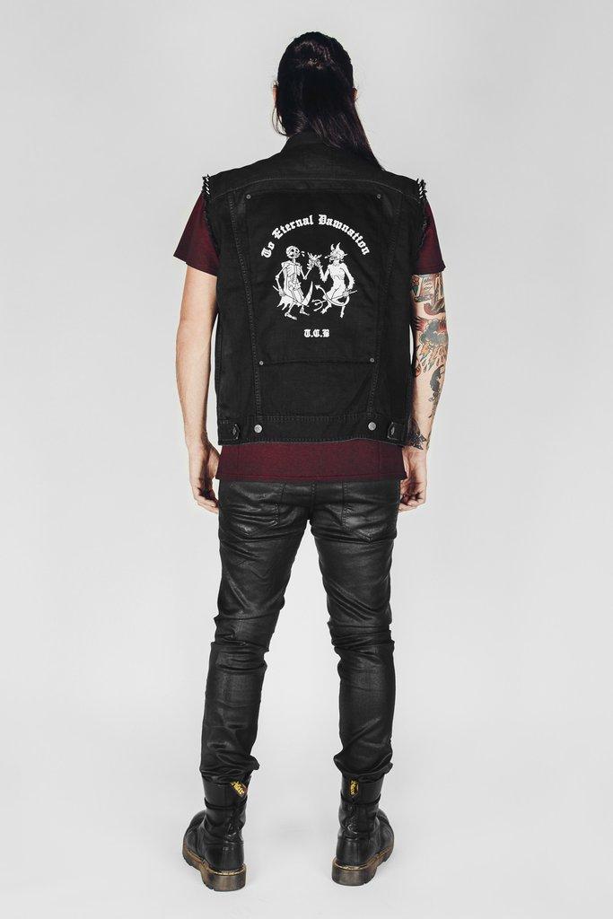 WonderWorker Metalhead Vest N3