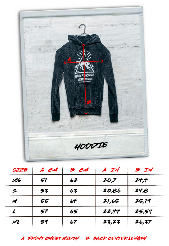 Infernal Ashes Hoodie